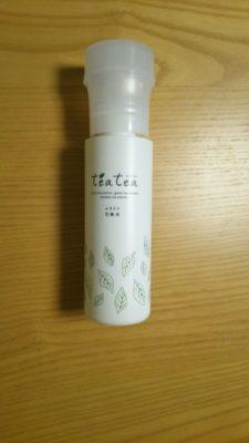 ティアティア拭き取り化粧水のレビュー画像